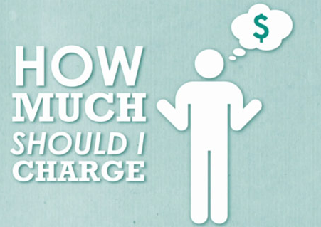 how much to charge for cleaning